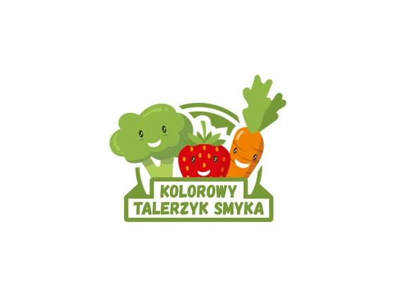 Dietetyk Ostrów Wielkopolski Kolorowy Talerzyk Smyka Logo