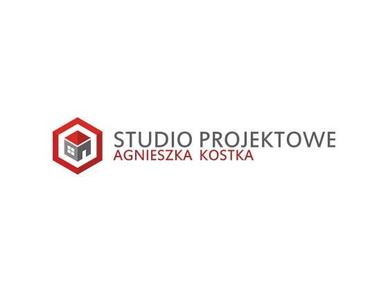 Logo Studio projektowe Agnieszka Kostka